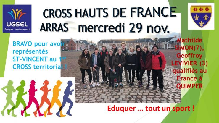 cross hauts de France